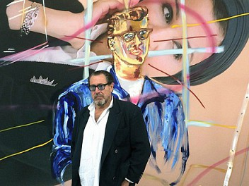 Julian Schnabel: Biografía, Obras y Exposiciones