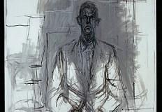 Retrato de Giacometti por James Lord.
