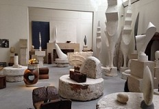 Brancusi Atelier in Paris