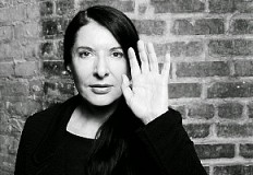 Interview with Marina Abramovic