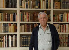 Interview with Mario Vargas Llosa, Nobel Laureate