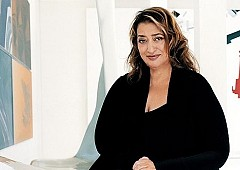 Zaha Hadid. Biography, works and exhibitions