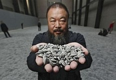 Interview with Ai Weiwei.