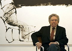 Antoni Tàpies: Biography, Works and Exhibitions