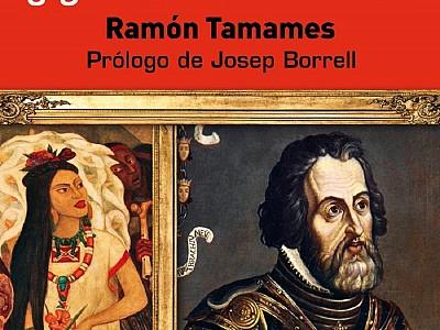 "Ramón Tamames evoca a ""Hernán Cortés, Gigante de la Historia"""