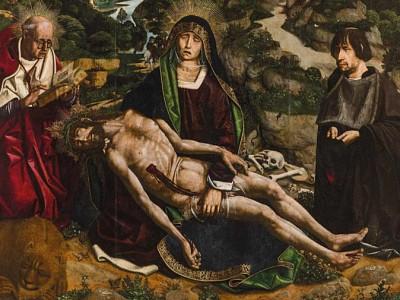 Londres se rinde al talento y al misterio del pintor español Bartolomé Bermejo