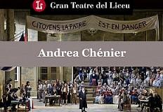 Andrea Cheniér. Gran Teatre del Liceu
