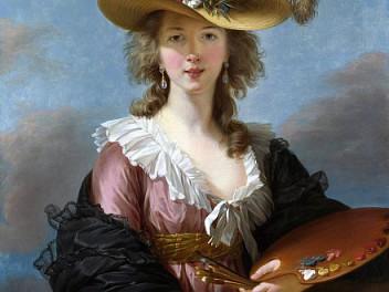 Élisabeth Louise Vigée Le Brun.