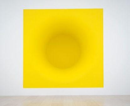 Anish Kapoor - amarillo