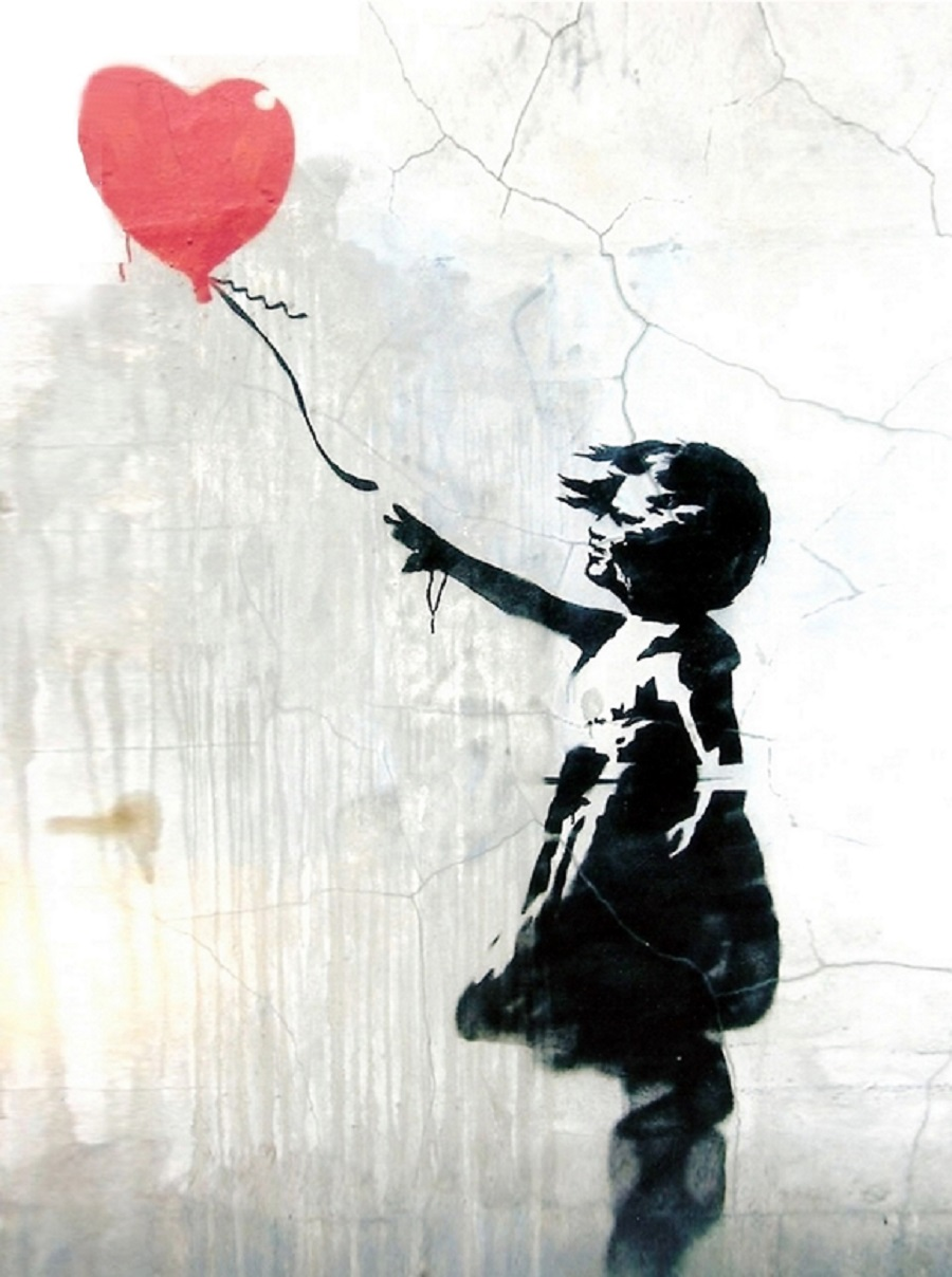 Banksy Biography Works And Exhibitions