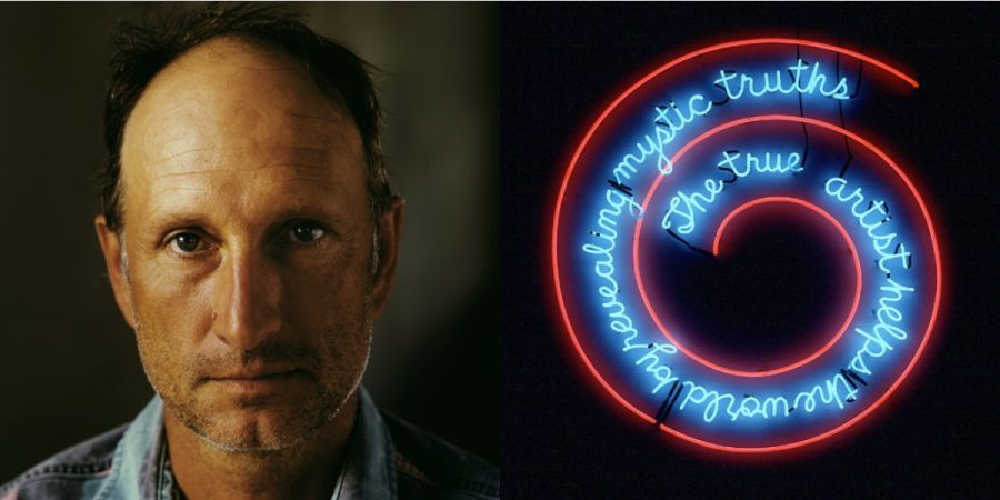 Artistic Space 48 The Multifaceted Bruce Nauman Steemkr
