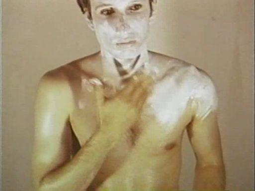 Bruce Nauman make up