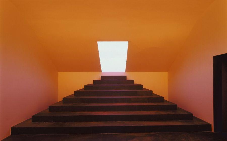 James Turrell Obras Arrowhead skayspace