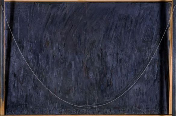 Jasper Johns Catenary