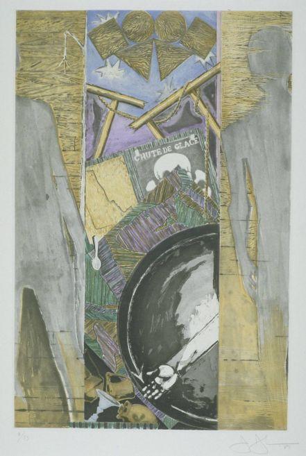 Jasper Johns Fall
