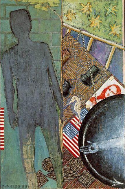 Jasper Johns sumer