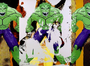 Jeff Koons Hulk Elvis
