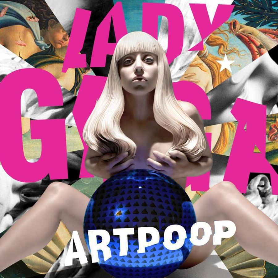 Jeff Koons lady gaga album