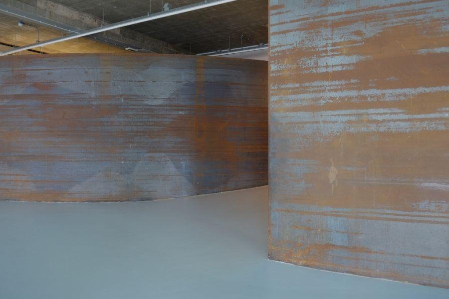 Richard Serra Obras Waxing Arcs Arcos Crecientes