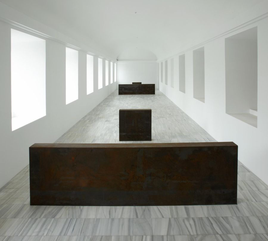 Richard Serra Obras Equal-Parallel-Guernica-Bengasi Museo Reina Sofía