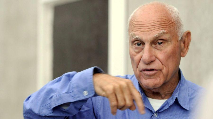 Richard Serra Retrato Biografía
