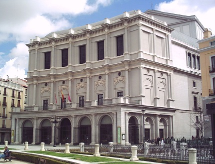 Teatro Real Madrid 01