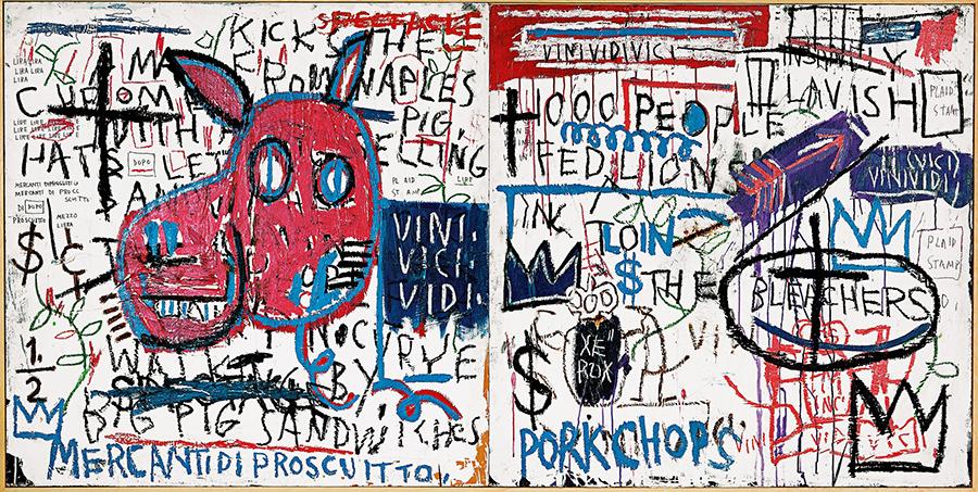 3 Basquiat J.M El-hombre-de-Napoles 1982B