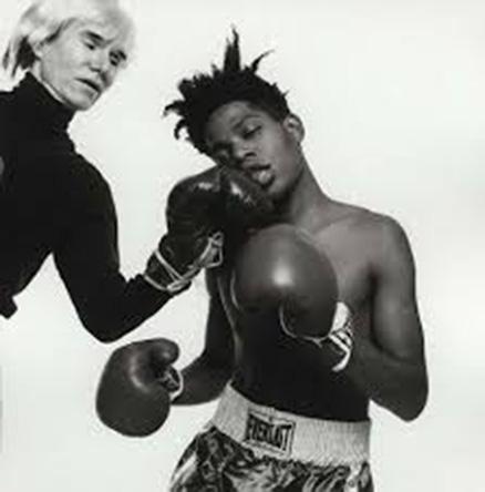 7 Basquiat y Warhol