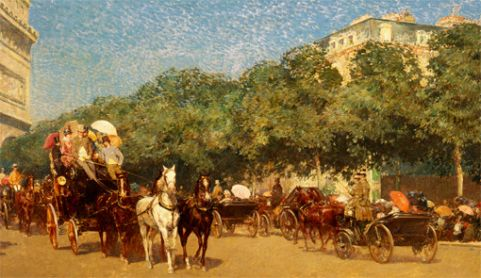 hassam Grand Prix Day1887