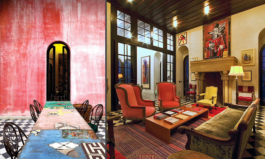15 Palazzo Chupi salon