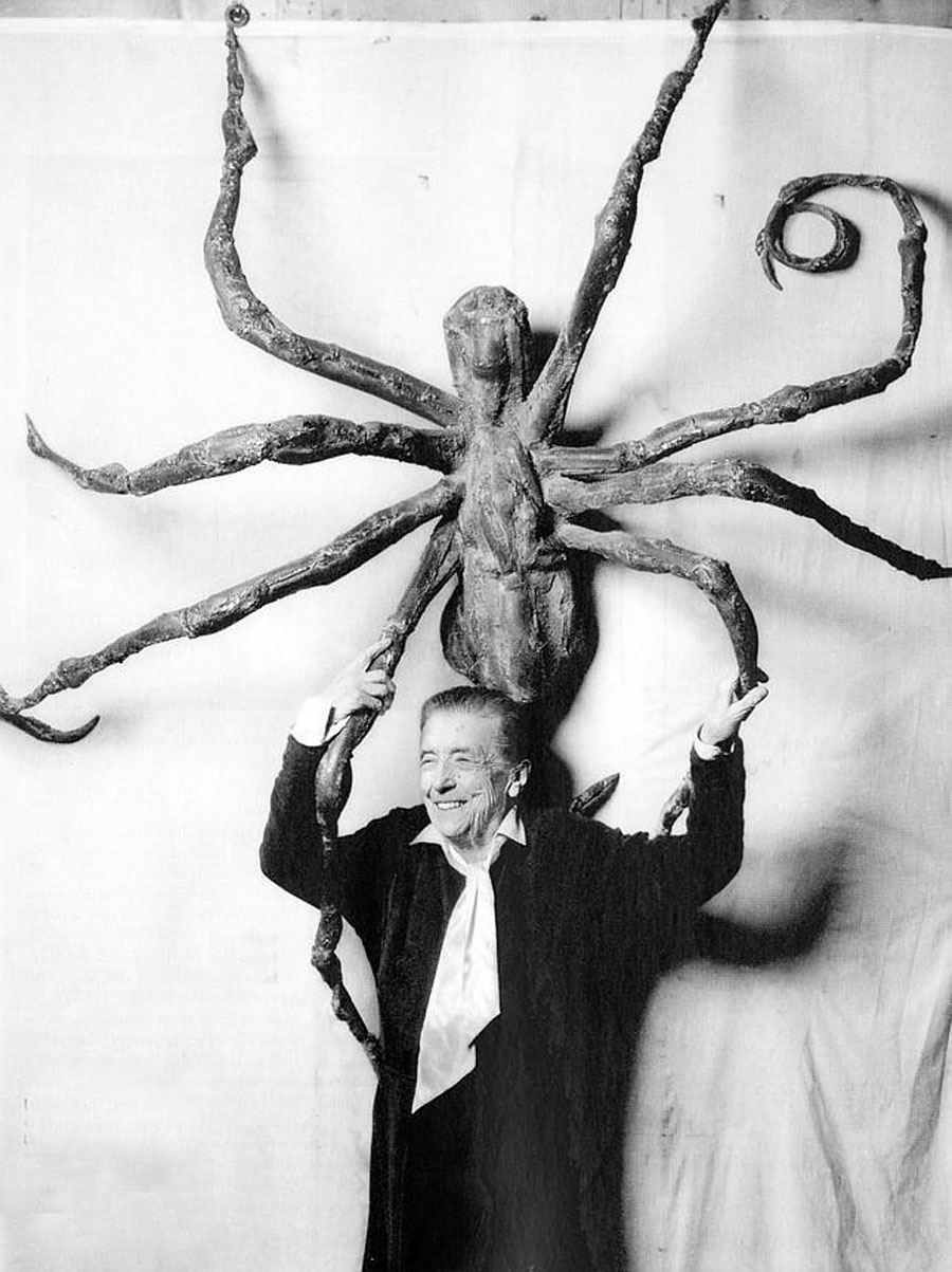 Louise Bourgeois Peter Bellamy