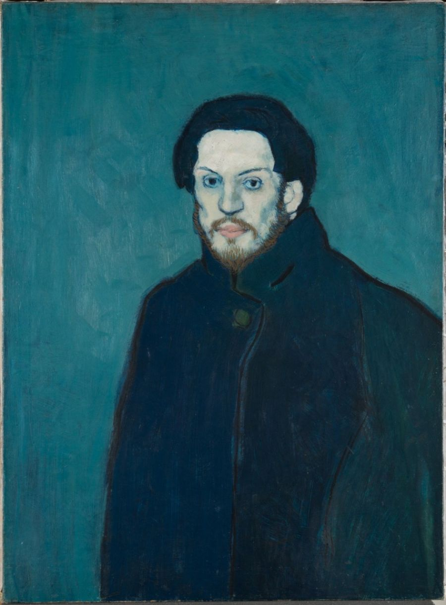 Museo Picasso Paris Autorretrato