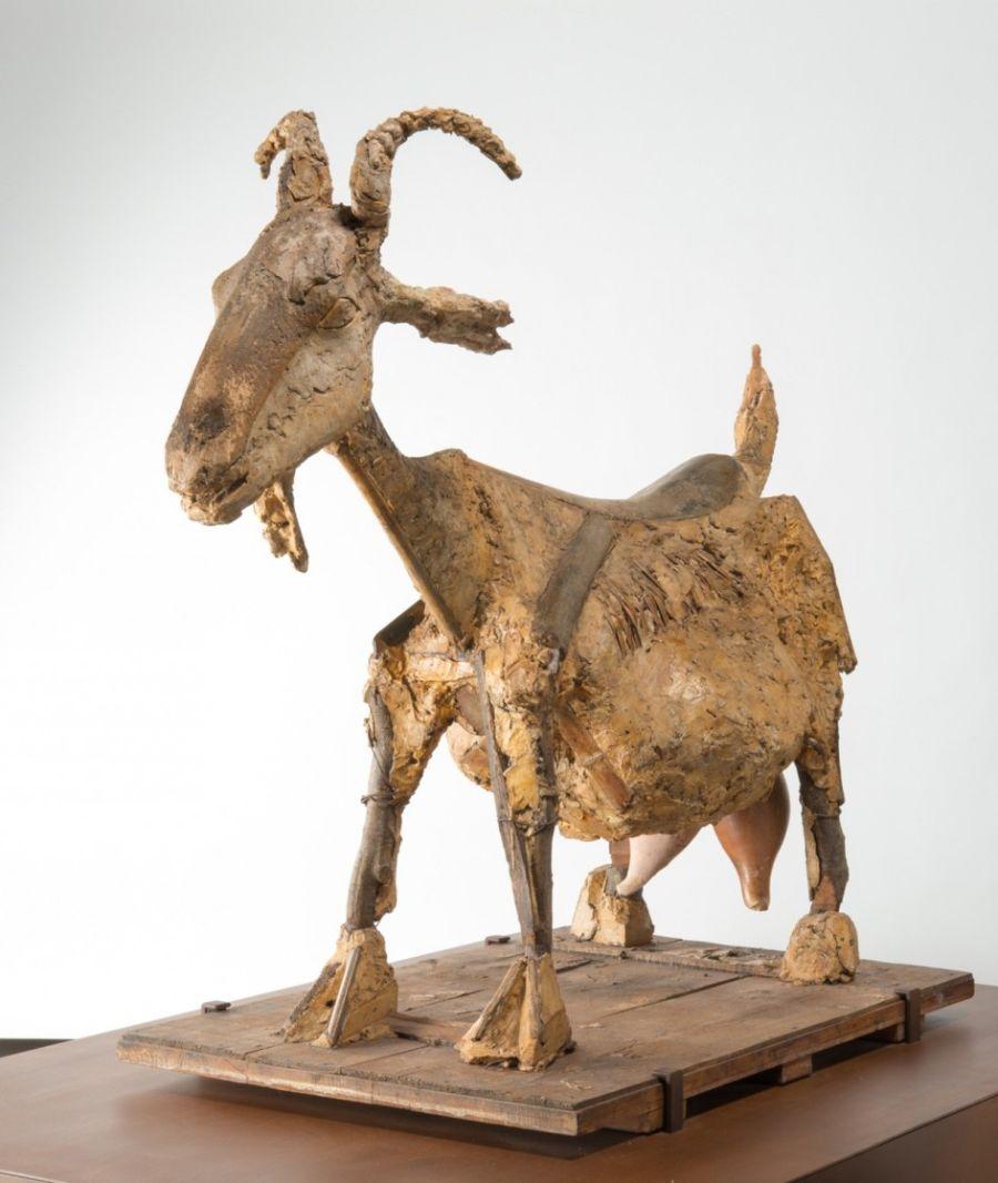 La cabra Museo Picasso Paris