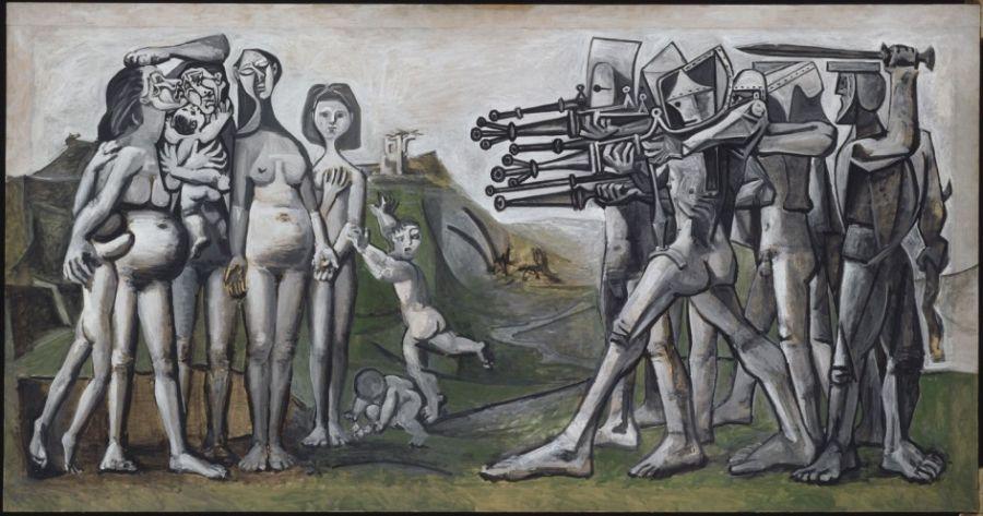 Museo Picasso Paris Masacre en Corea