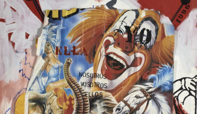 Patricia Gadea Obra serie circus