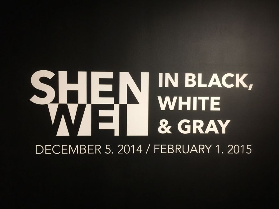 Shen Wei In black, White & gray Miami IMG 7073