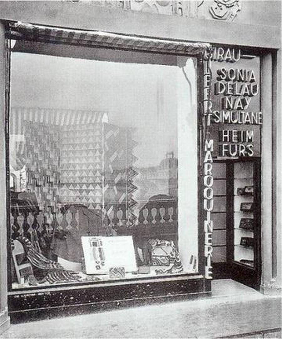 boutique de Sonia Delaunay