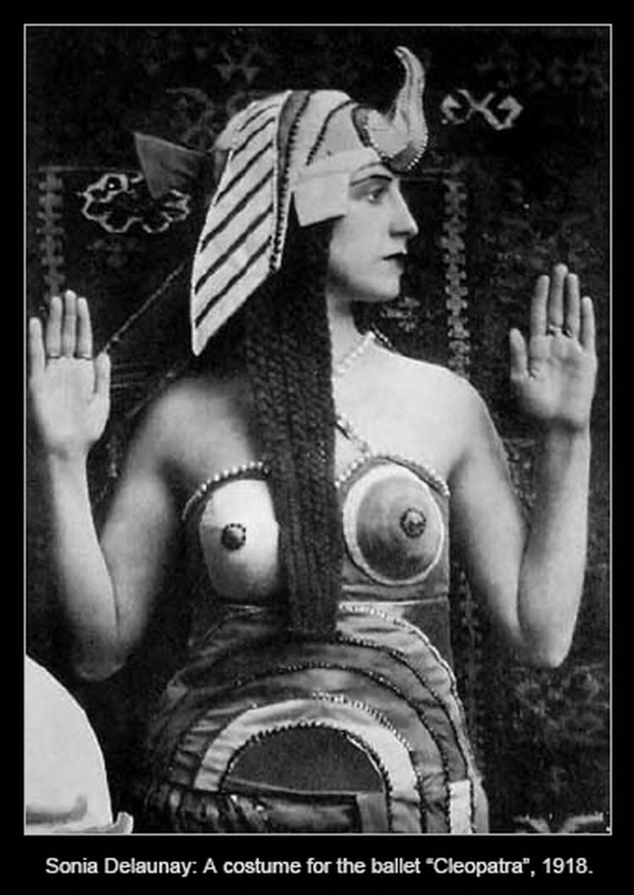 sonia-delaunay5 cleopatra