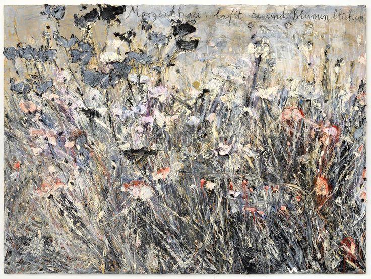 flores anselm kiefer