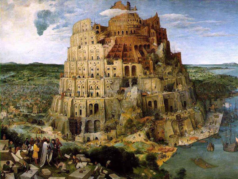 Diego Sanchez Meca: La torre de Babel