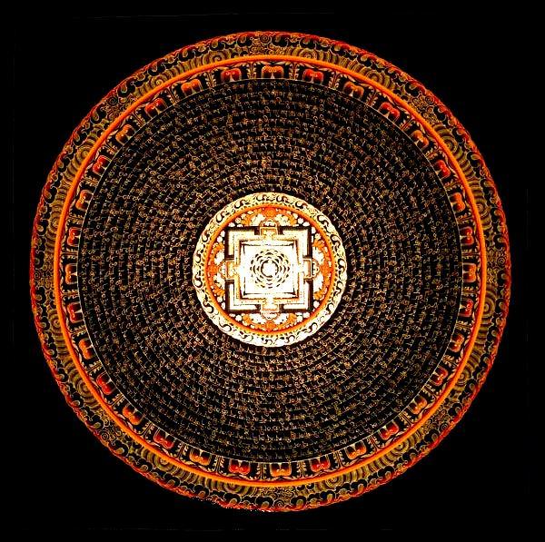 Mantra Mandala 097