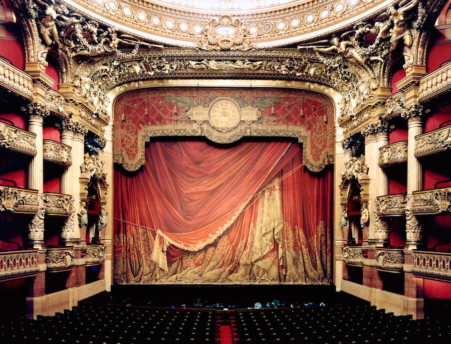 Palais Garnier Paris XXXI 2005