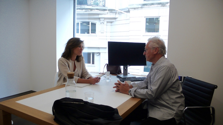 Elena Cue entrevista a Ed Ruscha