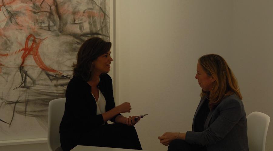 Elena Cue entrevista a Jenny Saville