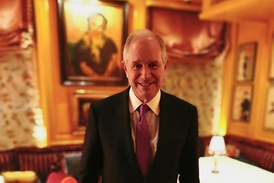Stephen Schwarzman. Photo by Elena Cue