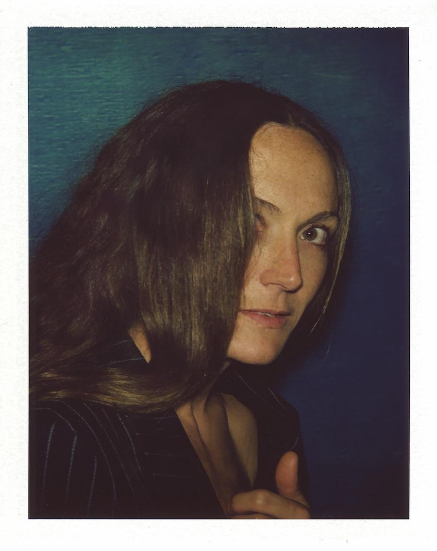Vanessa-Beecroft portrait  Federica Spadoni