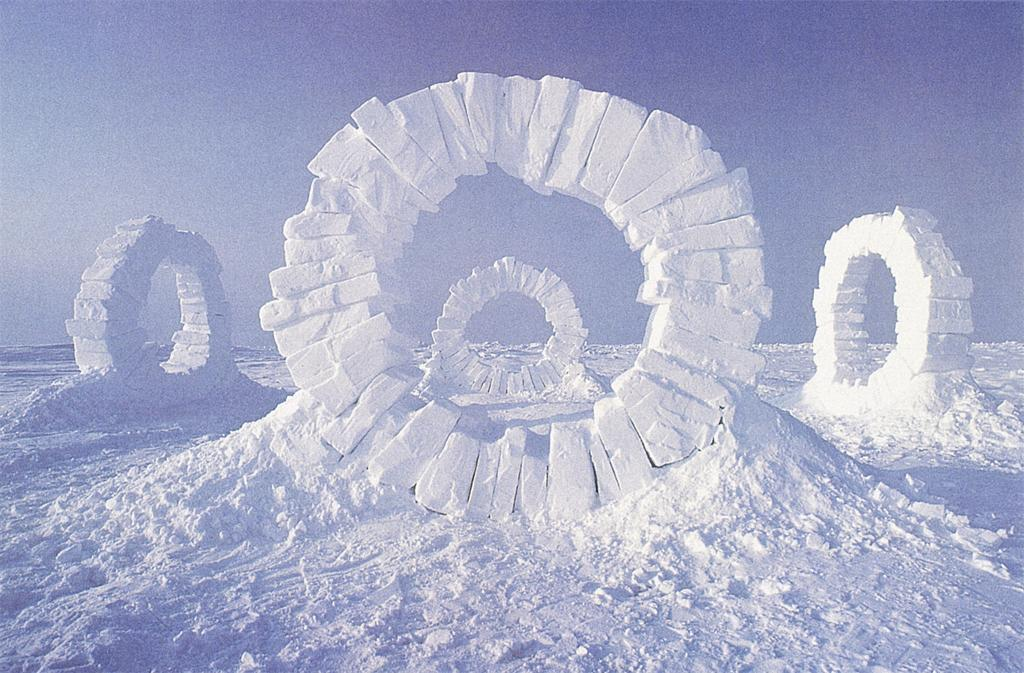 Andy Goldsworthy Touching North
