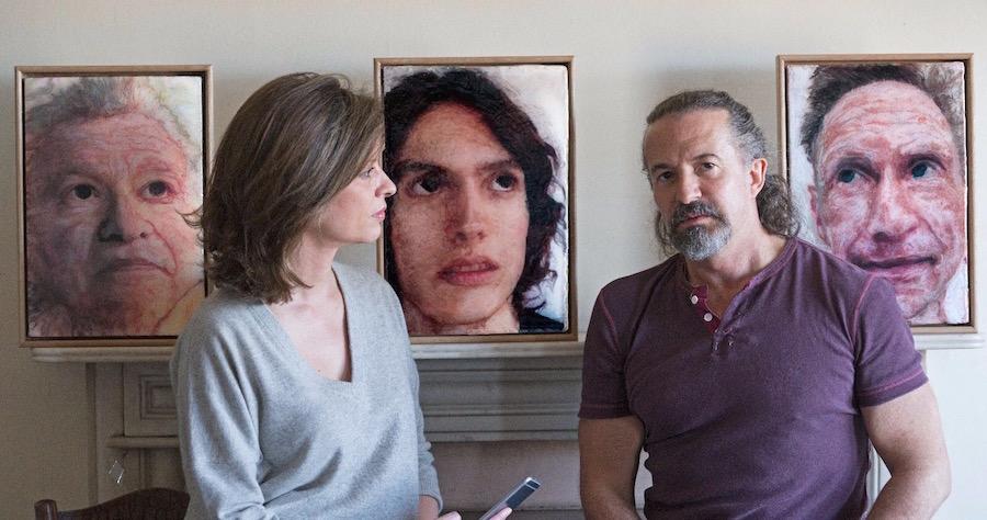 Jose María Cano y Elena Cue