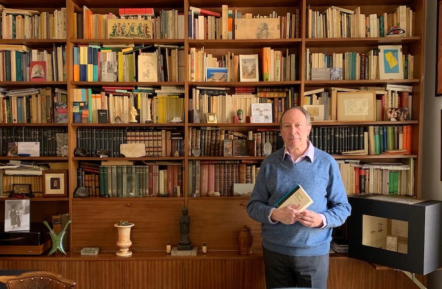 Ignacio Gomez de Liaño. Foto Elena Cue