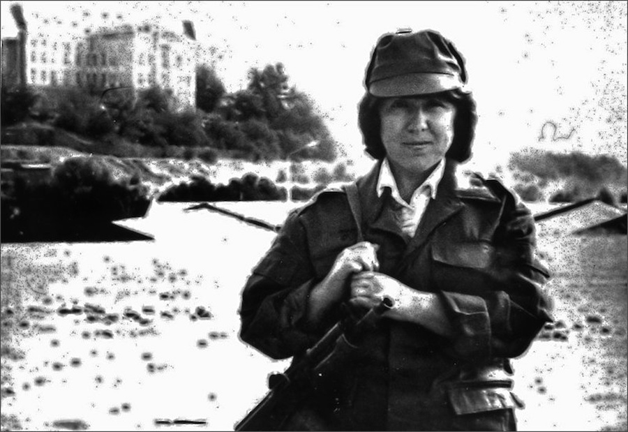 Archive of Svetlana Alexievich